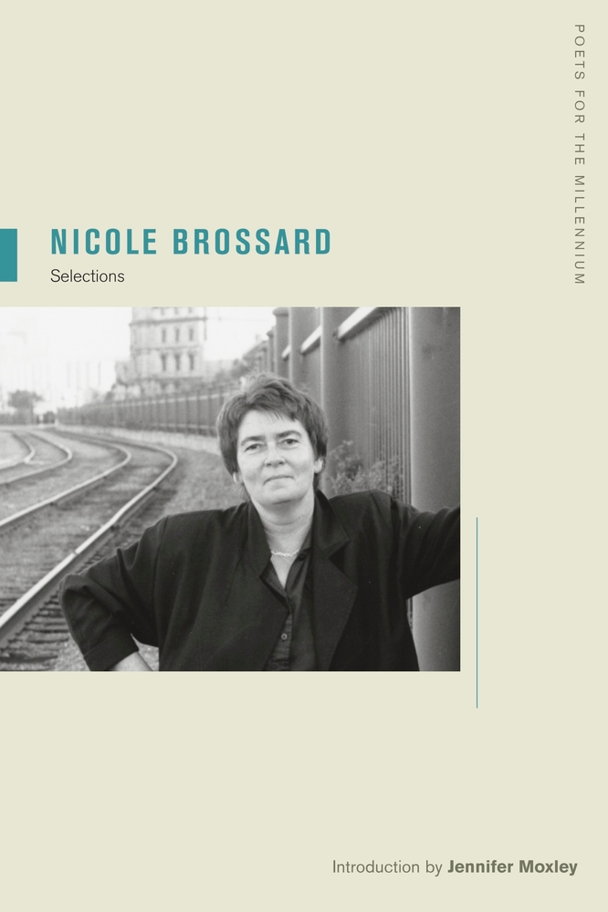 Nicole Brossard ardor