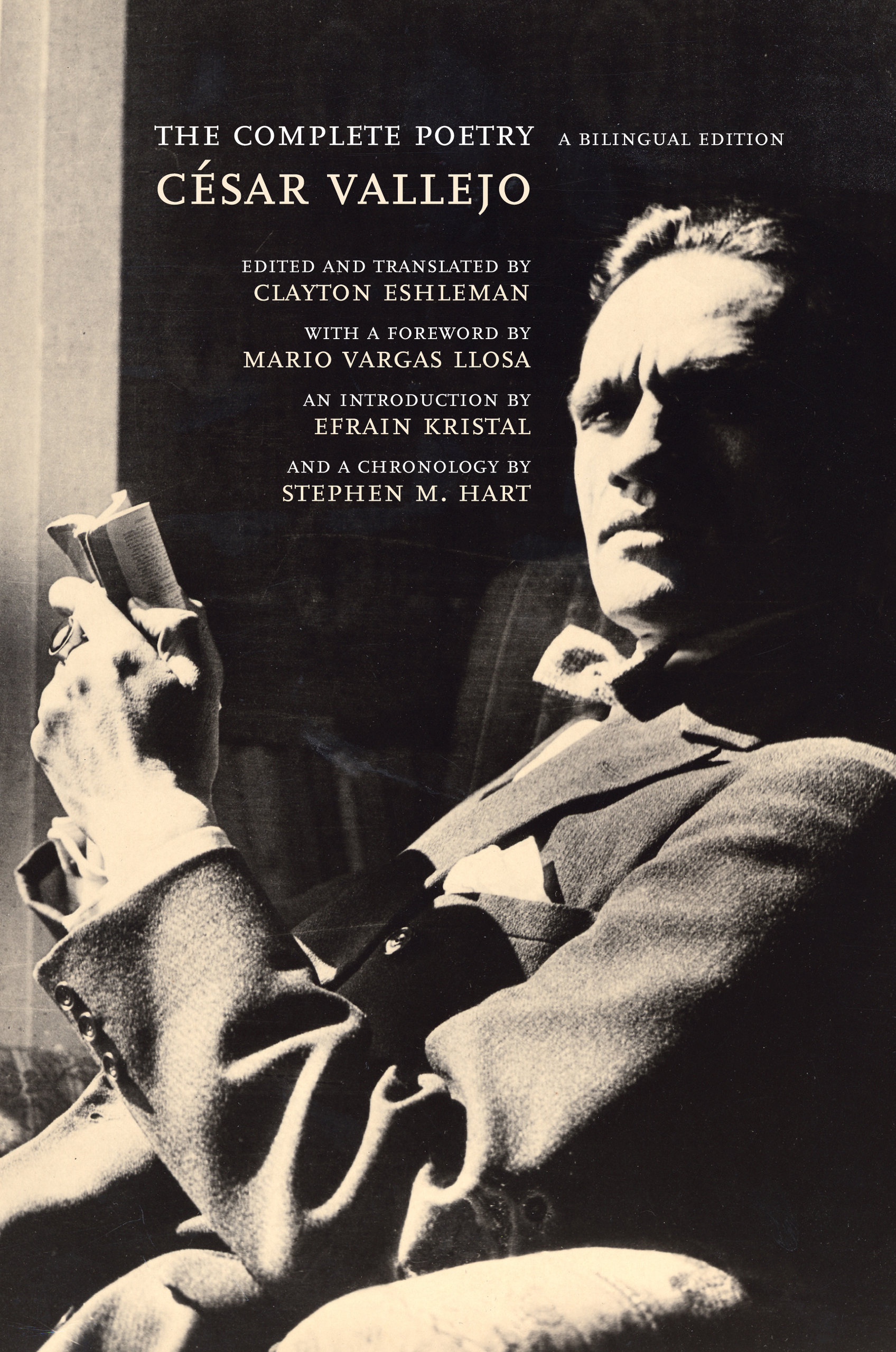 The Complete Poetry by César Vallejo, Clayton Eshleman