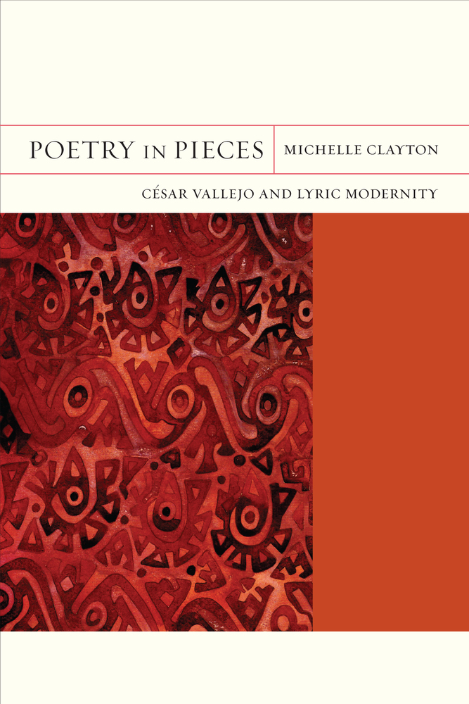 Poetry in Pieces - Michelle Clayton - Paperback - University of ...