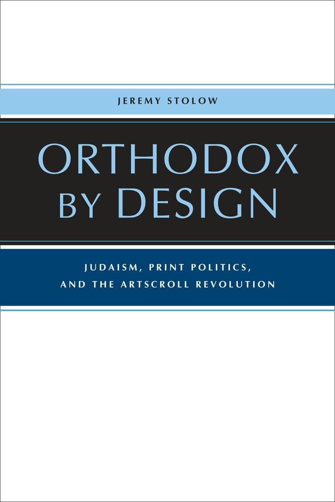 Orthodox by Design by Jeremy Stolow - Paperback - University
