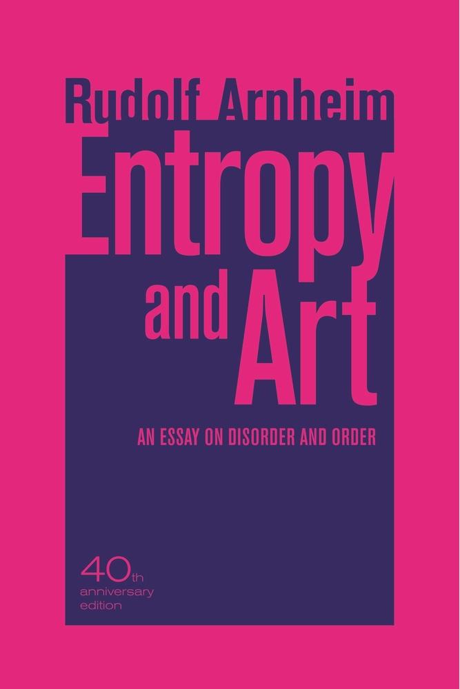 entropy in contemporary art