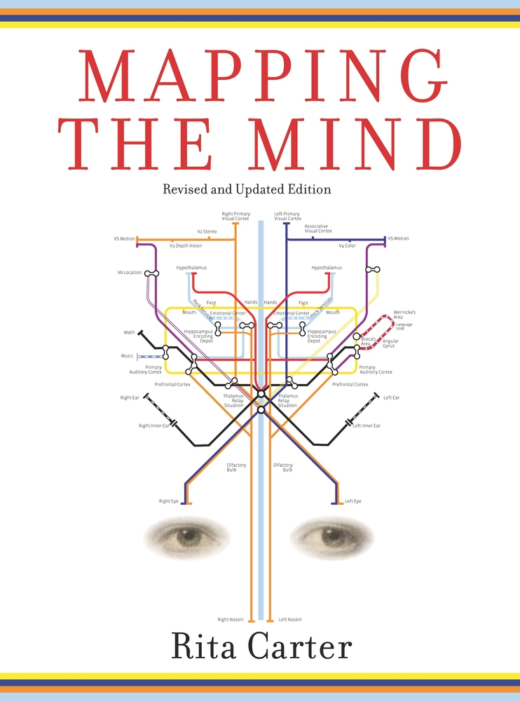 Mapping The Mind Mapping the Mind by Rita Carter   Paperback   University of