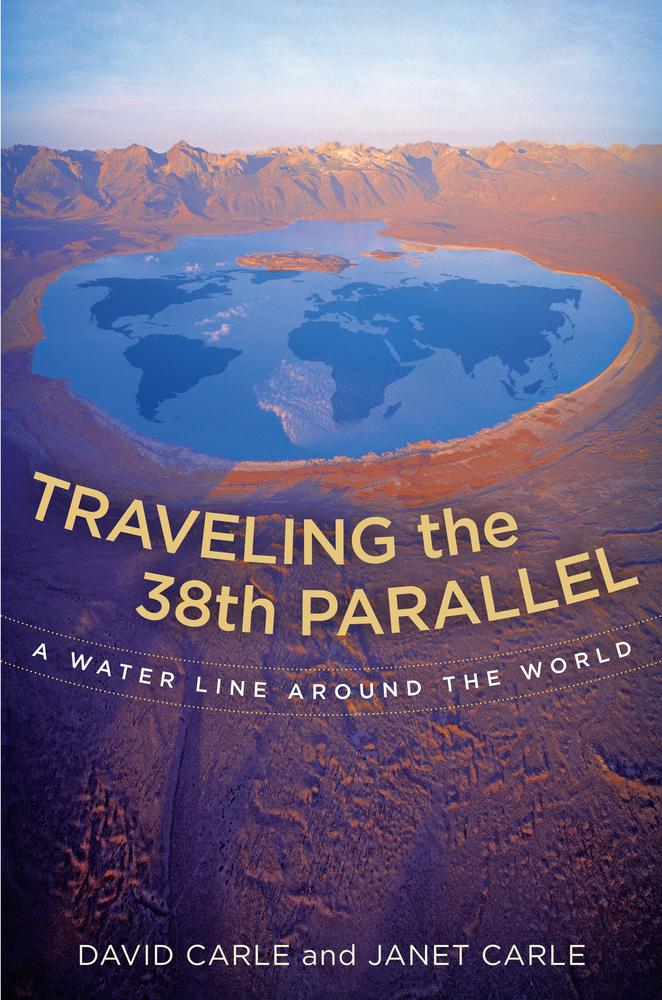 38th Parallel Map United States - 38th-parallel-us-map