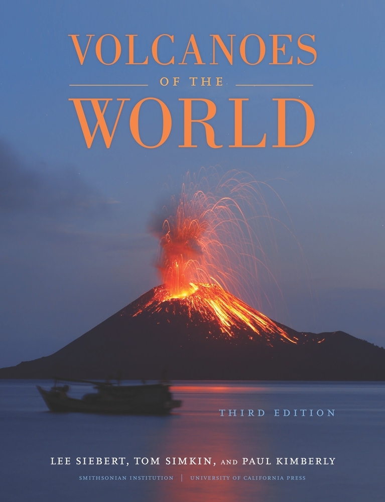 Book Cover Images Isbn : Volcanoes of the world by lee siebert tom simkin paul