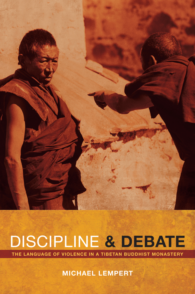 Discipline and Debate by Michael Lempert - Paperback