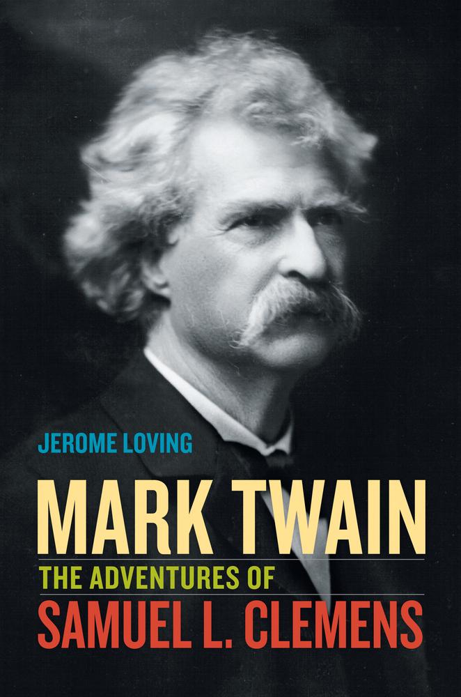 Mark Twain Jerome Loving Paperback University Of