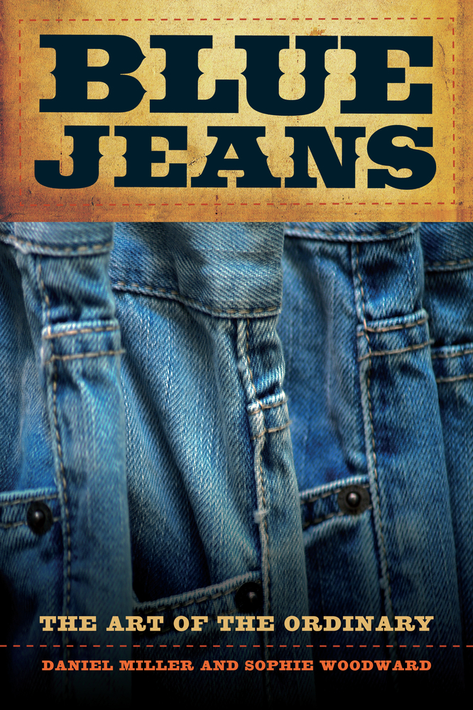 Book Cover Images Isbn : Blue jeans by daniel miller sophie woodward paperback