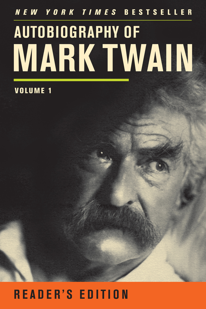 Book Cover Design For Autobiography : Autobiography of mark twain harriet e smith
