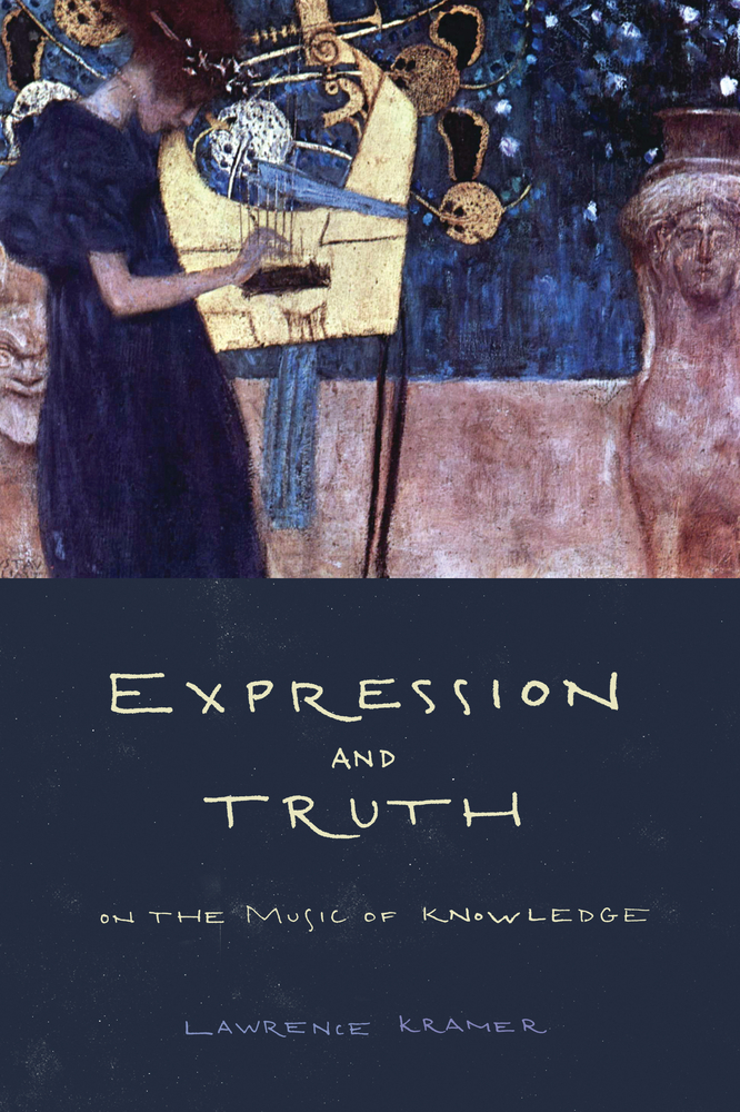 Cover image for Expression and Truth by Lawrence Kramer