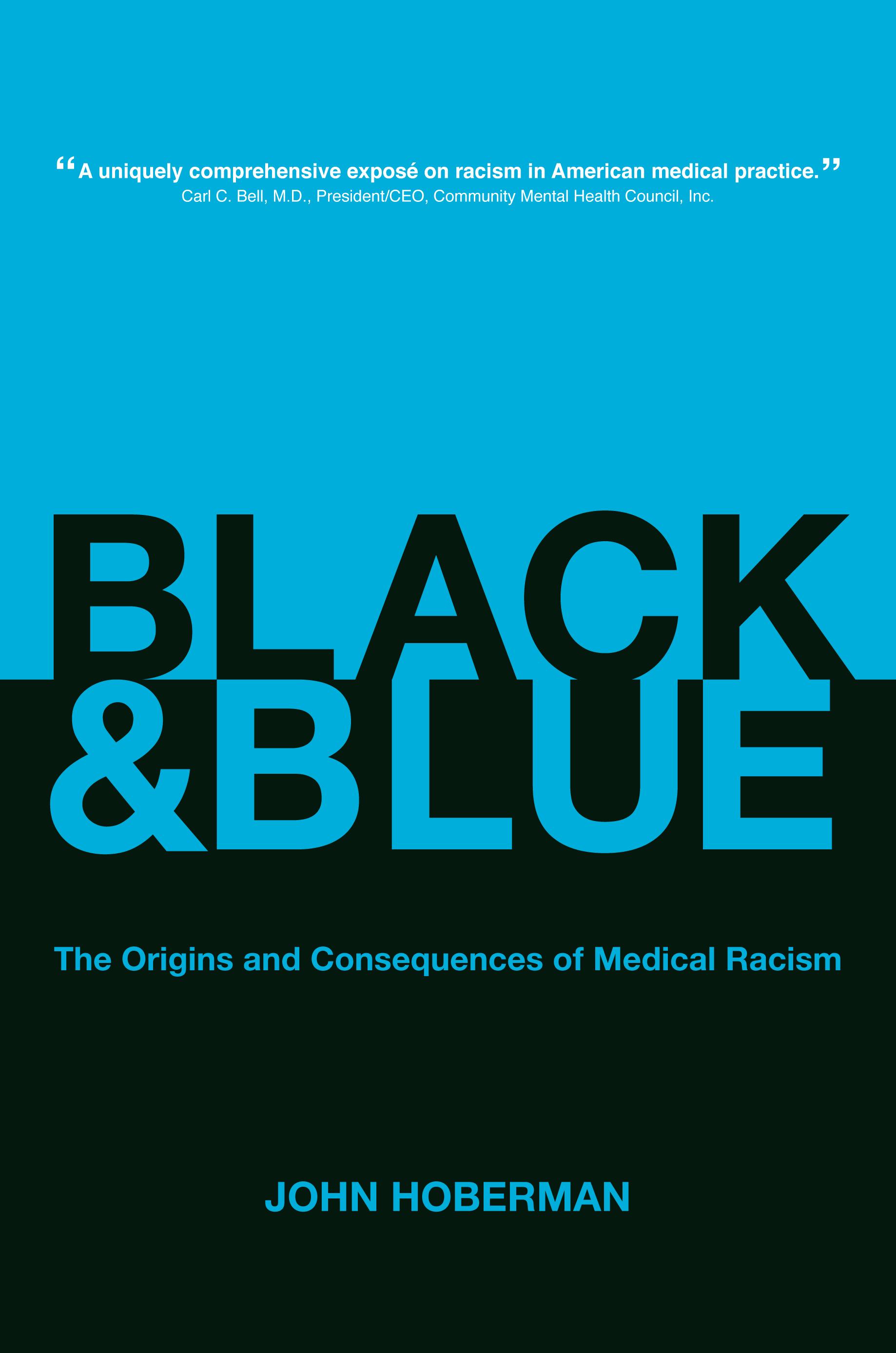 Black and Blue by John Hoberman - Paperback - University of