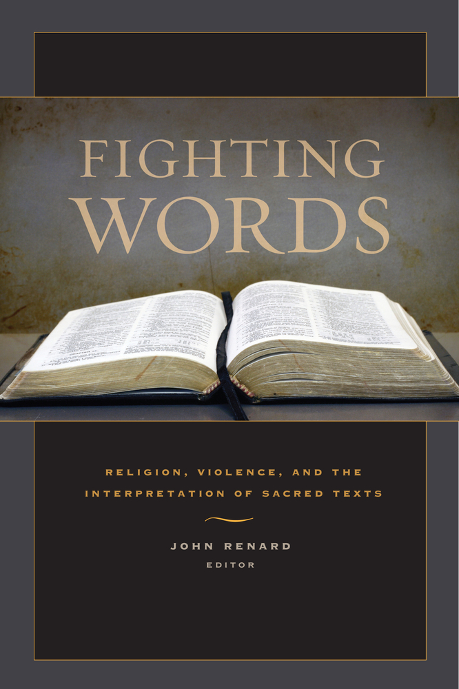 Fighting words edited by john renard paperback university of view larger fandeluxe Choice Image