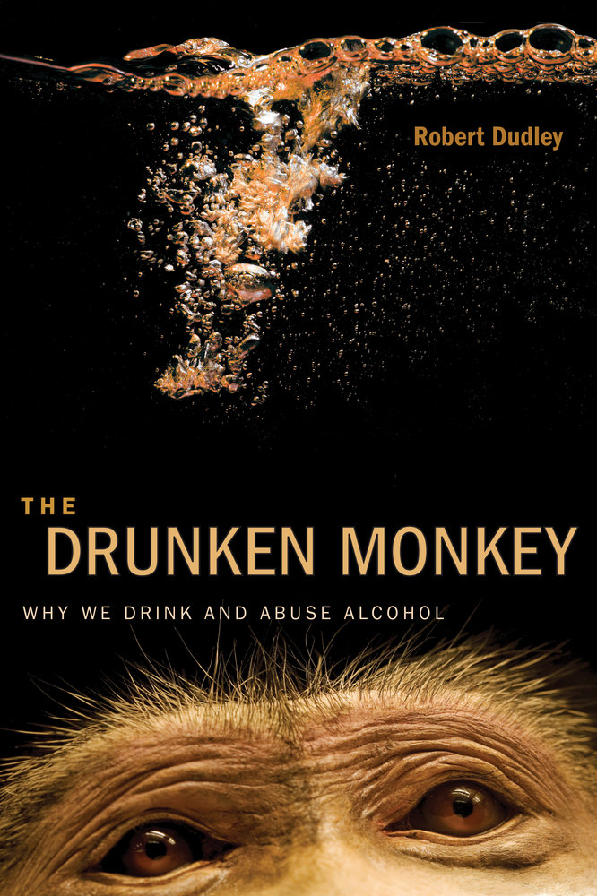 Book Cover Images Isbn : The drunken monkey by robert dudley hardcover
