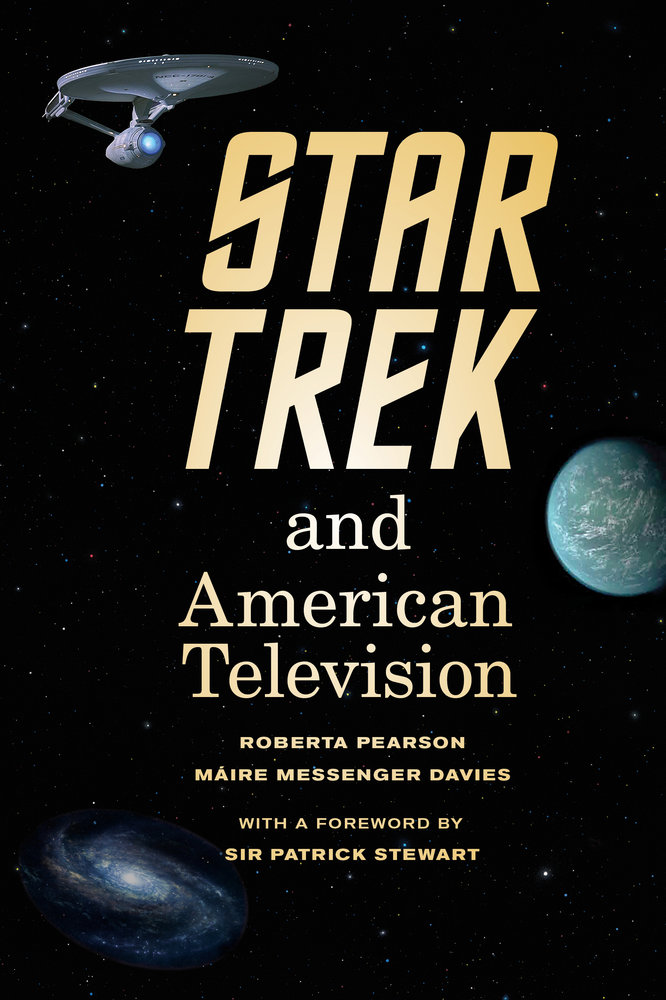 Star trek and american television by roberta pearson mire download cover image fandeluxe Images