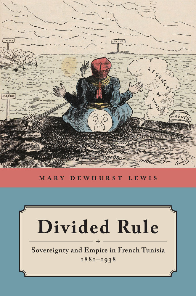 Divided Rule By Mary Dewhurst Lewis Hardcover University Of