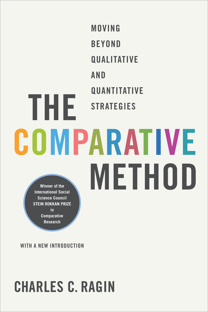 sociology the comparative method The comparative method it is a thought experiment as it doesn't involve any real people it still wants to discover the cause and effect relationship.