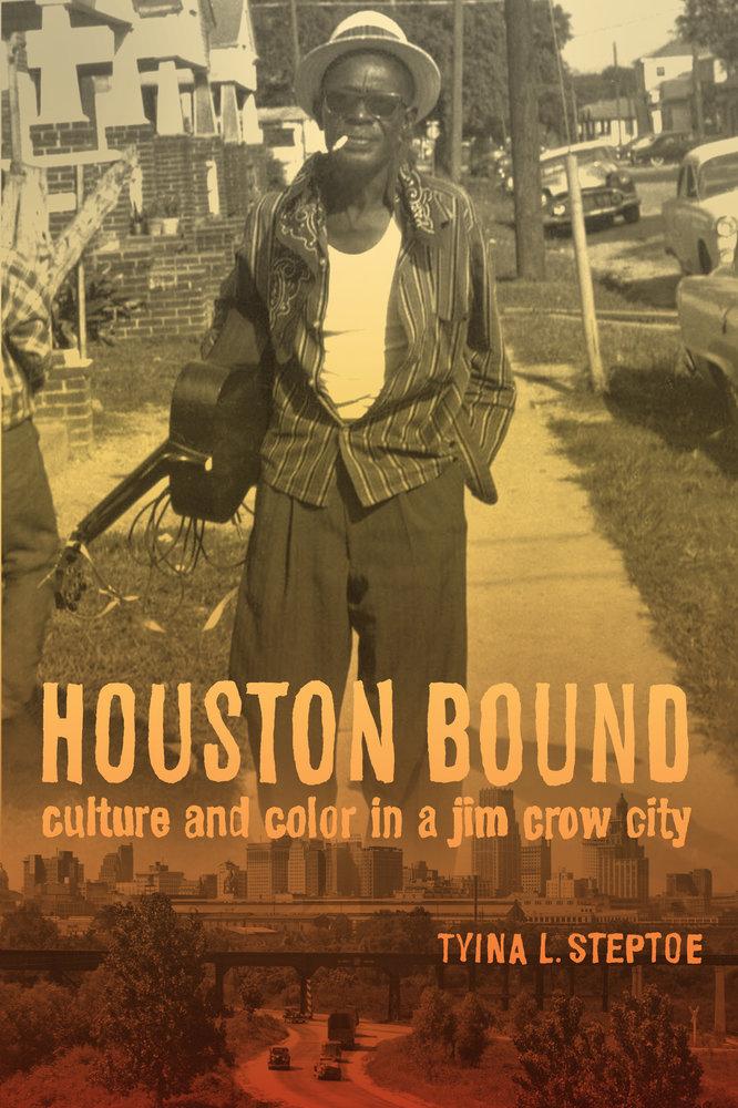Houston Bound cover