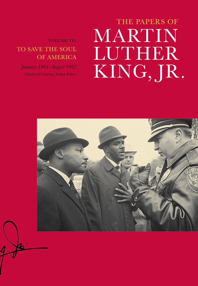 the papers of martin luther king jr volume vii by martin luther