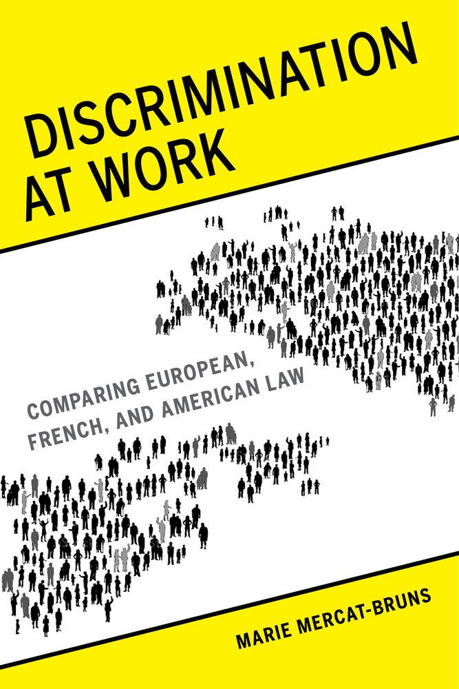 Open Class Action Lawsuits >> Discrimination at Work - Marie Mercat-Bruns - Paperback ...