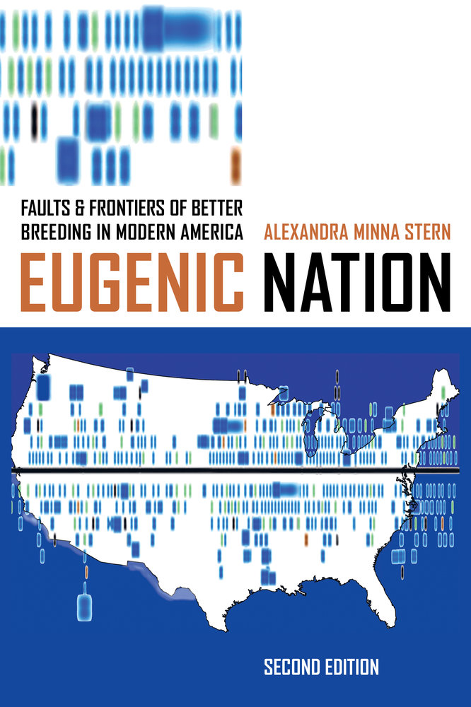 Eugenic Nation, 2nd ed. cover