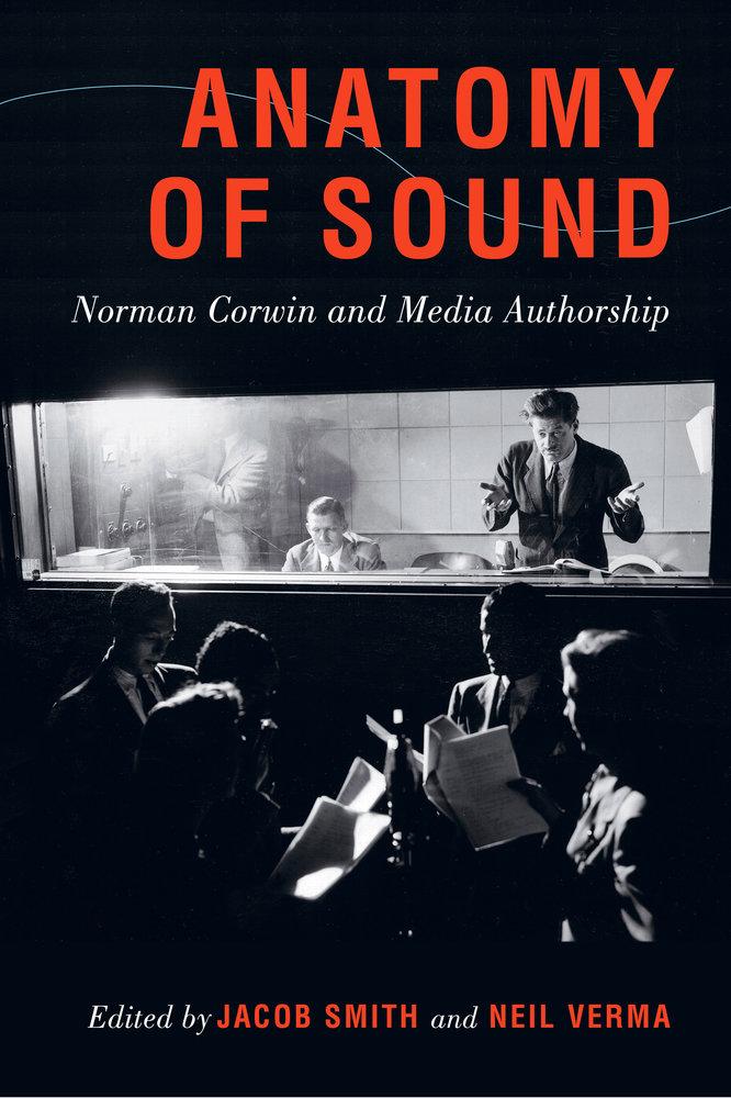 Anatomy of Sound by Jacob Smith, Neil Verma - Paperback - University ...