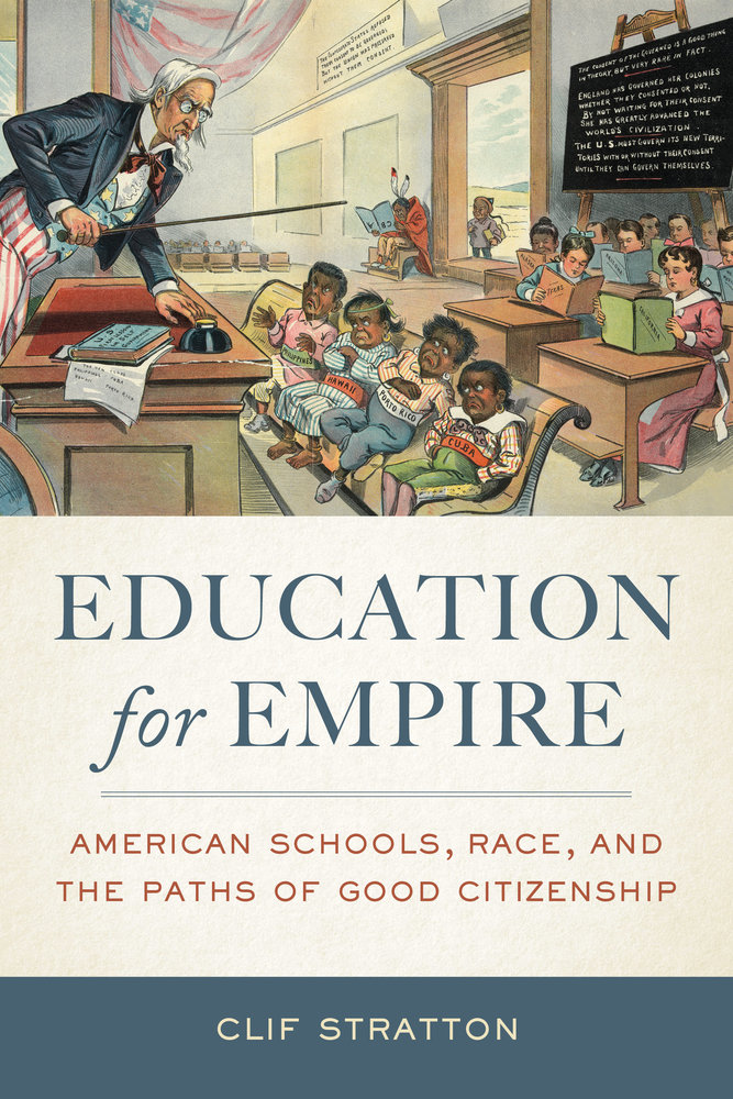 Education for Empire Cover