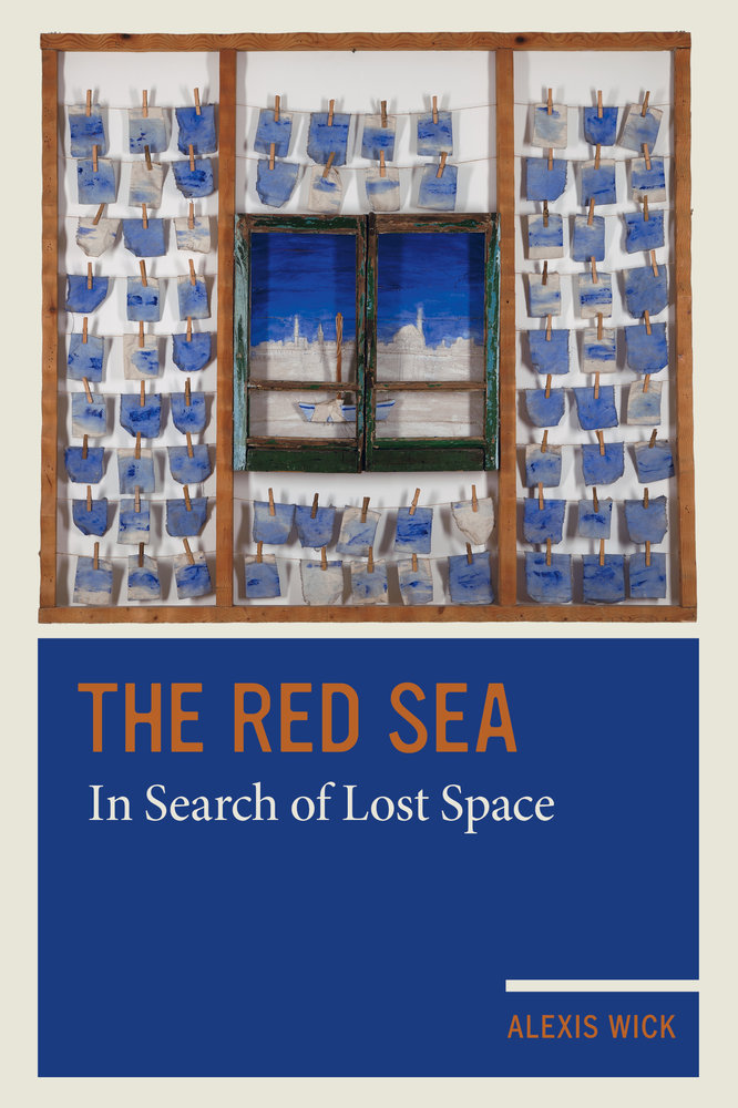 The Red Sea: In Search of Lost Space book cover