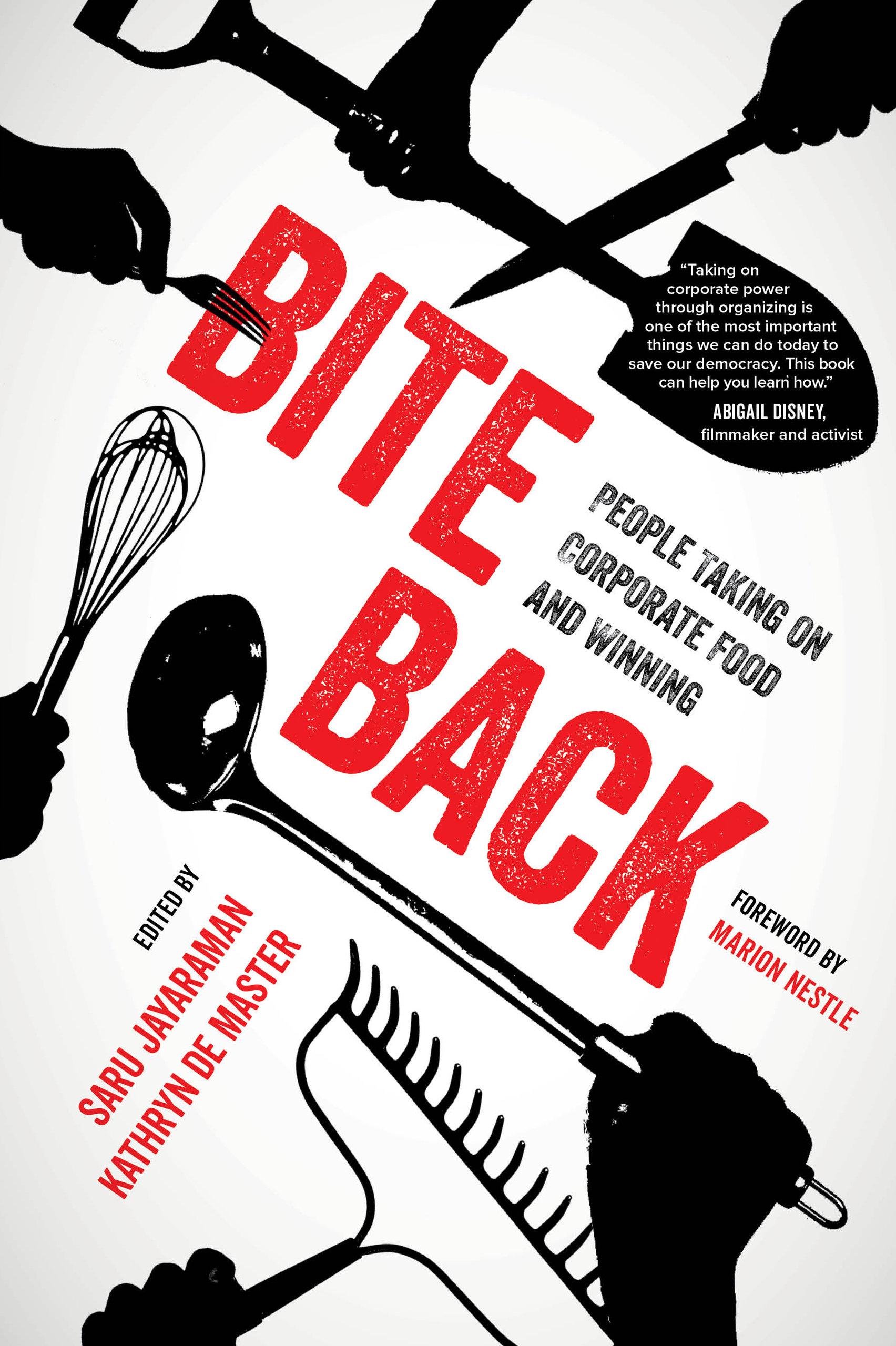 Bite Back by Saru Jayaraman, Kathryn De Master - Paperback ...