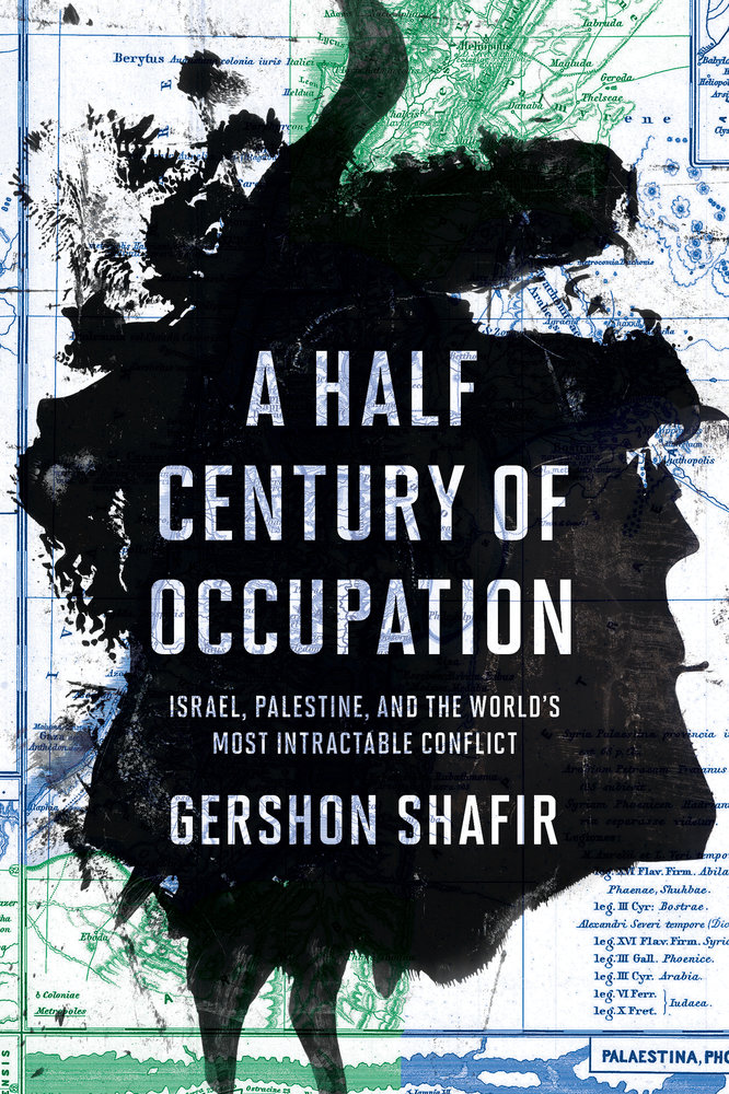 Half Century of Occupation cover