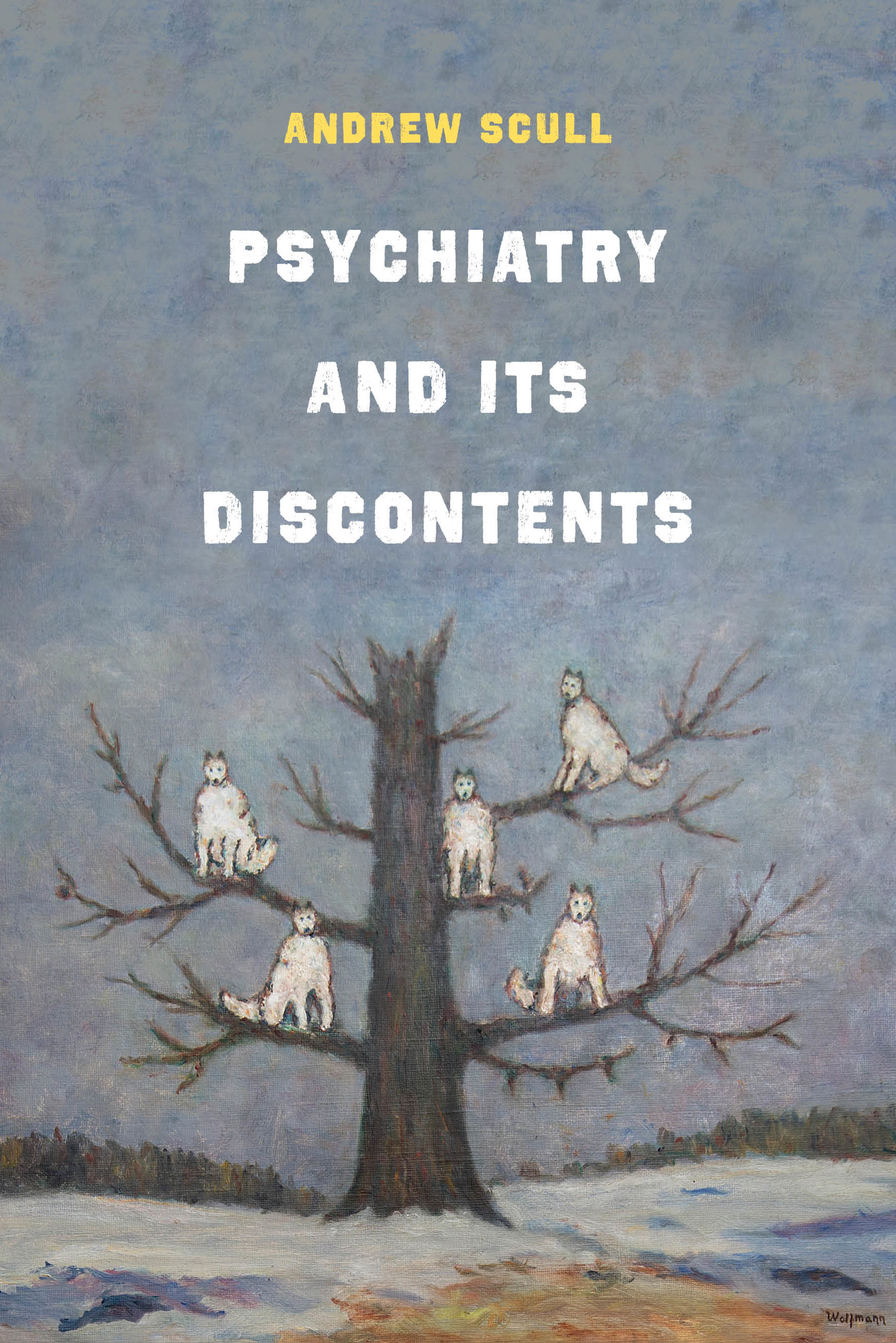 Psychiatry and Its Discontents by Andrew Scull - Hardcover