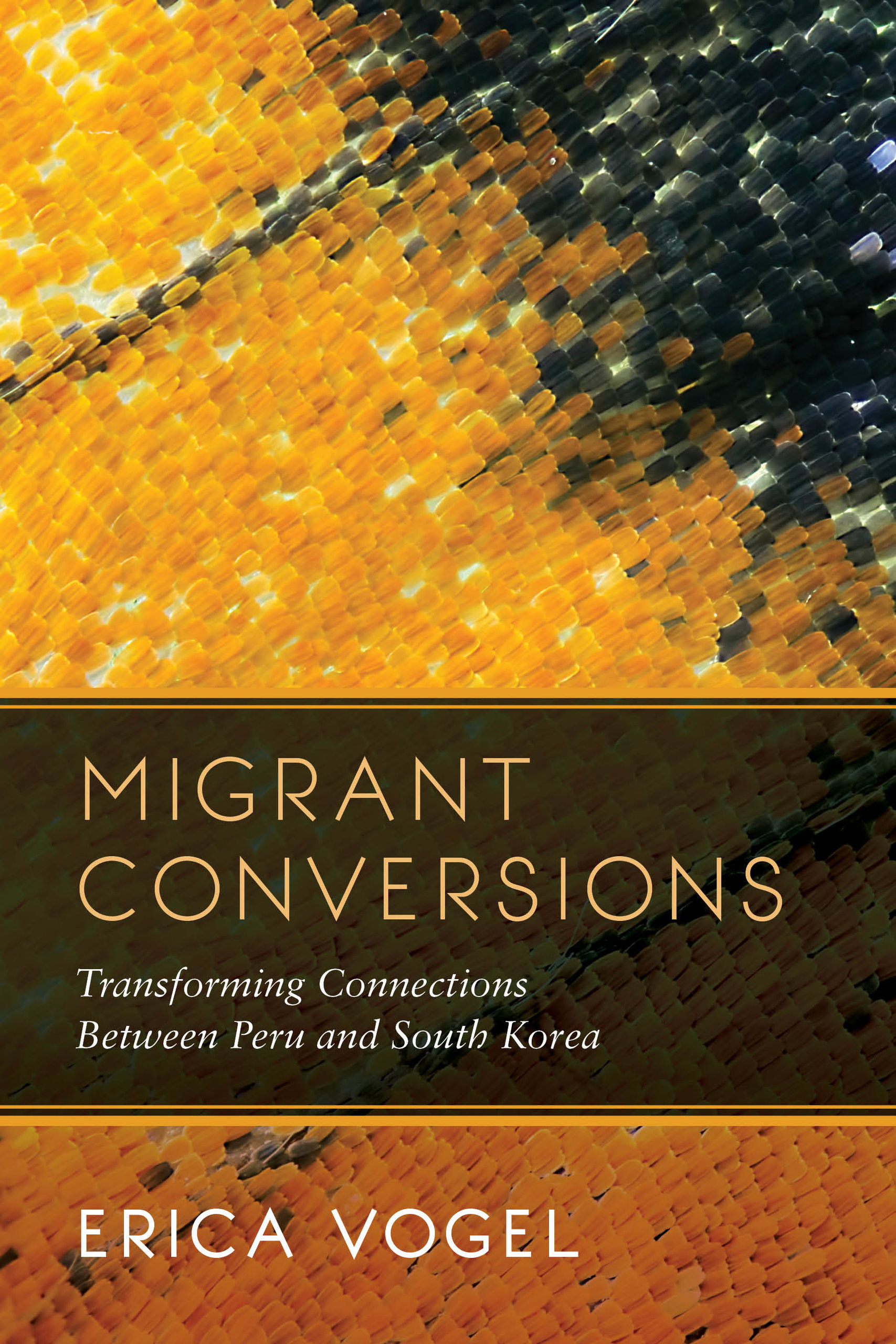 Migrant Conversions book cover