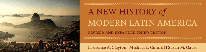 New History of Modern Latin America